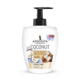 Slika Afrodita Coconut tekoče milo, 300 mL