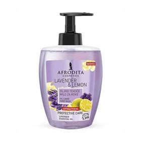 Slika Afrodita Lavender & Lemon oljno tekoče milo, 300 mL