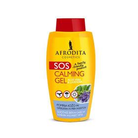 Slika Afrodita SOS Calming gel, 120 mL