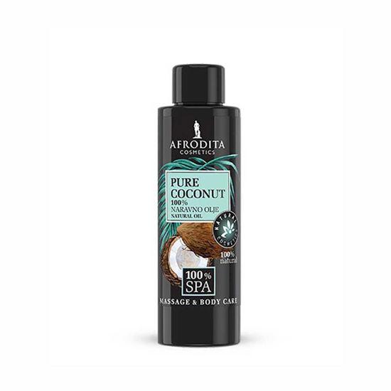 Afrodita SPA Pure Coconut 100% naravno olje, 150 mL
