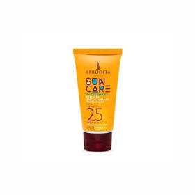Slika Afrodita Sun Care Age Defence krema za zaščito obraza pred soncem ZF 25, 50 mL