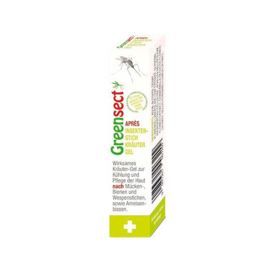 Greensect gel za nego po pikih za takojšnjo pomoč, 20 mL