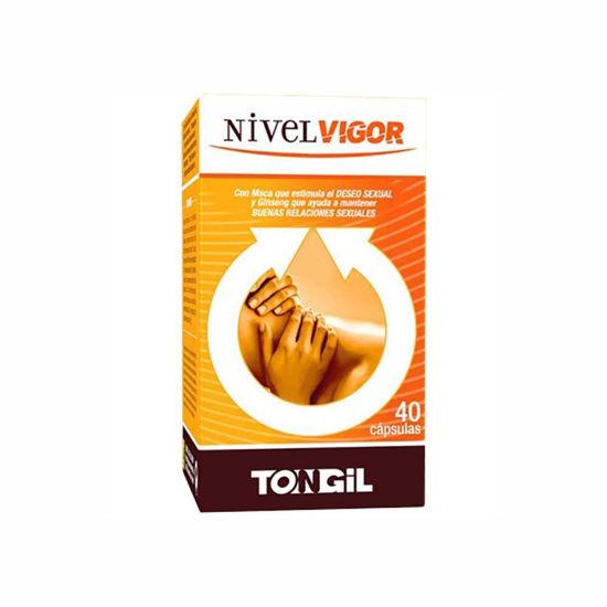 Tongil Nivelvigor, 40 kapsul