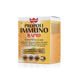 Slika Winter Propolis Imuno Rapid, 20 x 10 mL