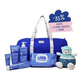Slika Uriage torba z izdelki za nego kože dojenčkov in otrok, 1 set