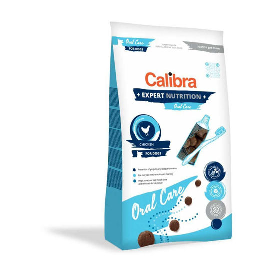 Calibra Dog Expert Nutrition oralna nega, 2 ali 7 kg