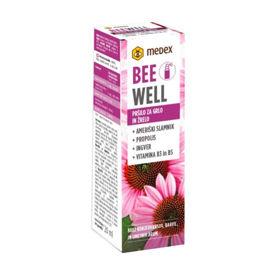 Slika Medex Be Well ameriški slamnik pršilo za grlo, 20 mL