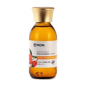 Slika MON organsko šipkovo olje za telo, 125 mL