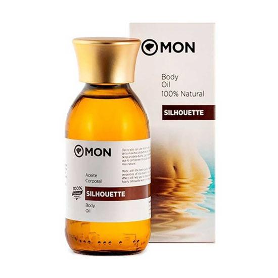 MON Silhuette naravno olje za oblikovanje telesa, 125 ali 500 mL