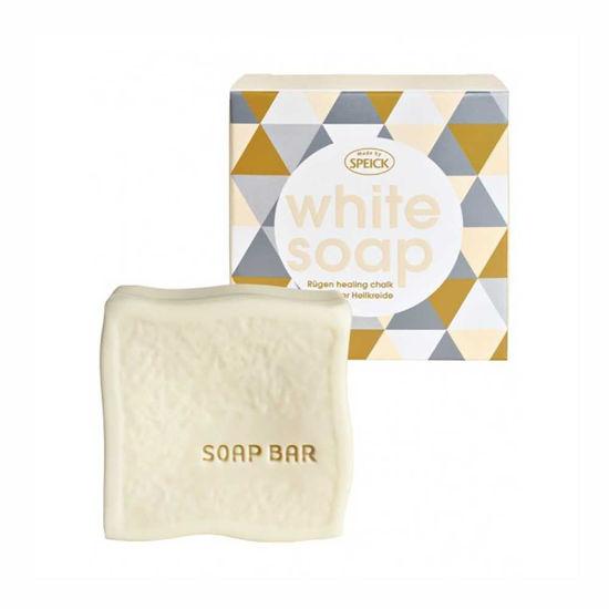 Speick belo milo z zdravilno belo kredo, 100 g