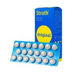 Slika Strath Original dopolnilo, 100 tablet