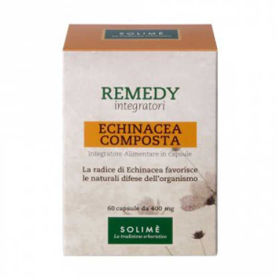 Slika Solime Remedy Echinacea, 60 kapsul