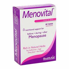 Slika HealthAid MenoVital hormonsko ravnovesje, 60 tablet