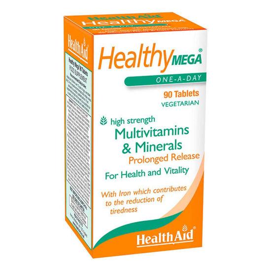HealthAid Healthy Mega multivitamini, 30 tablet