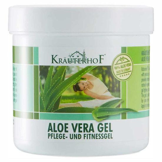 Krauterhof zeliščni fitnes gel z aloe vero, 250 mL