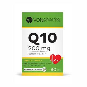Slika VONpharma CoQ10 200 mg Ultra Strenght koencim, 30 kapsul