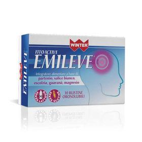 Slika Winter Fitoactive Emileve - stres, 10 vrečk