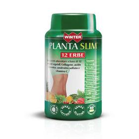 Slika Winter Planta Slim 12 zelišč, 60 kapsul