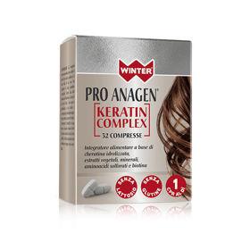 Slika Winter Pro Anagen Keratin Complex - čvrsti lasje, 32 tablet