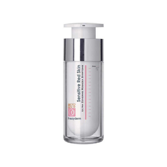 Frezyderm Sensitive obarvana krema za občutljivo kožo ZF30, 30 mL
