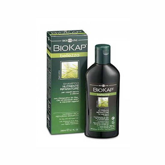 Biokap hranljiv šampon, 200 mL