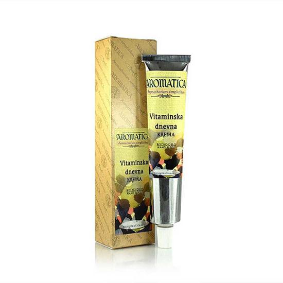 Aromatica vitaminska dnevna krema, 50 mL