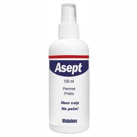 Slika Asept antiseptično pršilo, 100 mL