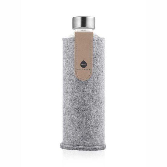 Equa MISMATCH SAND SKY steklenička, 750 mL