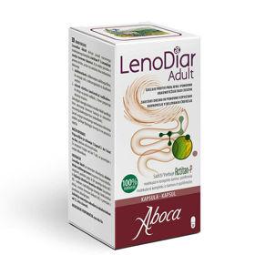 Slika LenoDiar Adult - driska, 20 kapsul