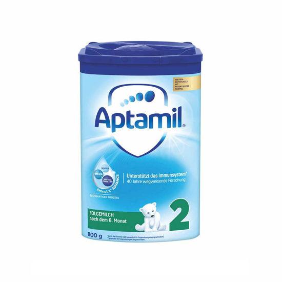 Aptamil 2 nadaljevalno mleko, 800 g