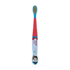 Slika Edel+White Flosserbrush Kids Ultrasoft zobna ščetka za otroke, 1 kos