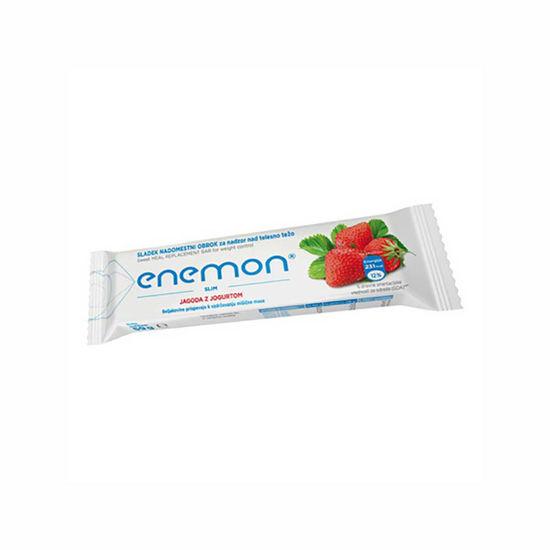Enemon Slim energijska ploščica, 59 g