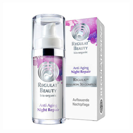 Regulat Beauty Anti Aging nočna obnova, 30mL