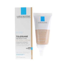 Slika La Roche Posay Toleriane Sensitive Le Teint vlažilna nega Light/Medium, 50 mL