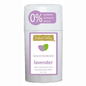 Slika Indus Valley naravni dezodorant sivka, 50 g