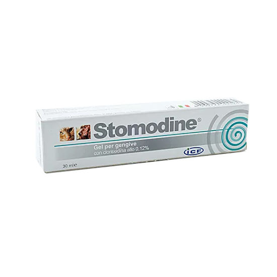 Stomodine gel za pse in mačke, 30 mL