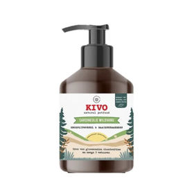 Slika Kivo hladno stiskano sardinino olje, 500 mL