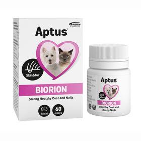 Slika Aptus Biorion za pse in mačke, 60 tablet