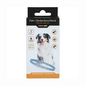 Slika Knock Off ovratnica proti klopom in bolham za pse 60 cm, 1 kos