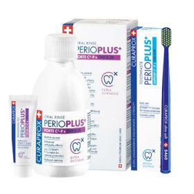 Slika Curaprox Perio Plus + Forte paket, 1 set