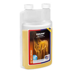 Slika Equine America Emune solution sirup za konje, 1 L