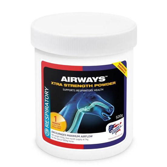 Equine America Airways Xtra Powder za konje, 454 g