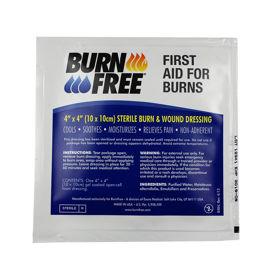 Slika Burn Free blazinica za opekline 10×10 cm, 1 kos