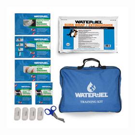 Slika Water-Jel Ambulance Burn Kit set za oskrbo opeklin za reševalce, 1 komplet