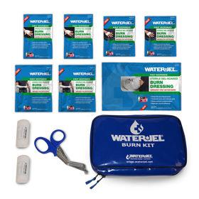 Slika Water-Jel Fire Service Burn Kit set za oskrbo opeklin za gasilce, 1 komplet