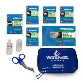 Slika Water-Jel Industrial Burn Kit set za oskrbo opeklin, 1 komplet