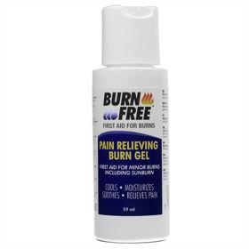 Slika Burn Free gel za manjše opekline, 60 mL