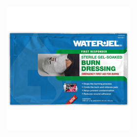 Slika Water-Jel obloga za opekline obraza 30×40 cm, 1 kos