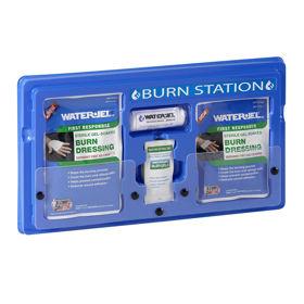 Slika Water-Jel Small Specialty Emergency Burn Station manjša zidna postaja za oskrbo opeklin, 1 set