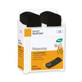 Slika Wero Smart Box BlackPower polnilo za dozirnik ekstra močni tekstilni obliži, različna pakiranja